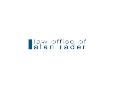 Law offices of Alan Rader logo